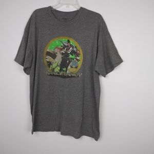 Other - Space Dandy gray short sleeve tee size XL